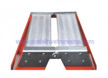 Fiberglass 5 Step Ladders Twin Front 5 ft 4