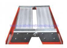 Fiberglass 4 Step Ladders Twin Front 3 ft 4