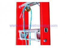 Fiberglass Extension Ladder 220 lbs 38 ft 2 x 11 steps 3