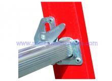10 ft Fiberglass 2 section Extension Ladders 2x6